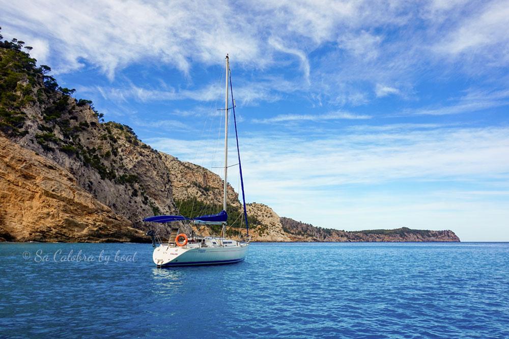 Sailing Charter Port de Sóller to Sa Calobra - Kalori Sailing